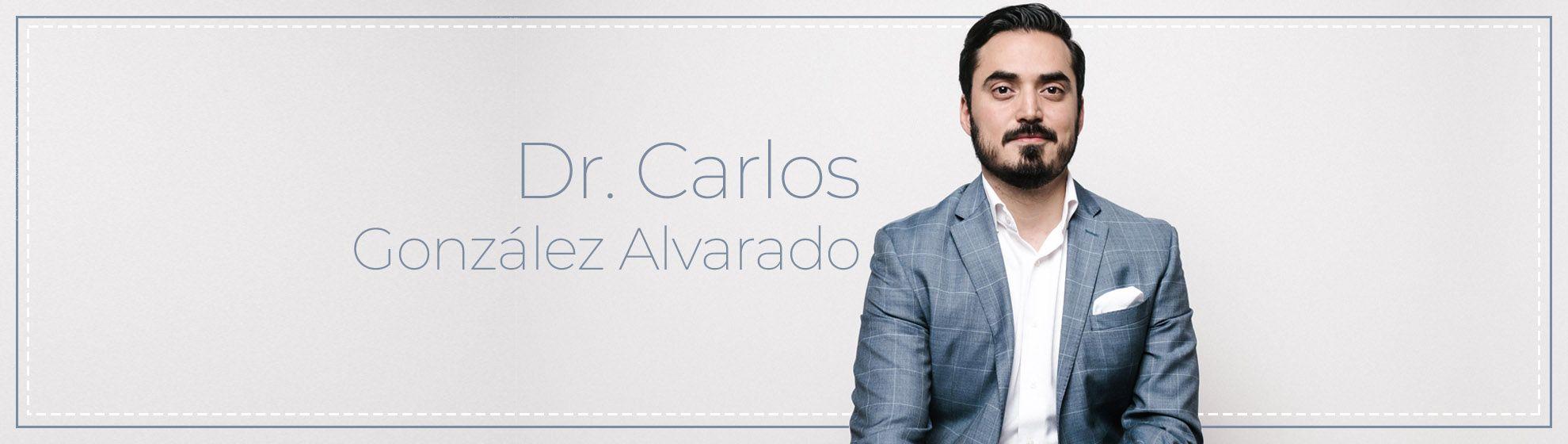 Dr. Carlos González Alvarado