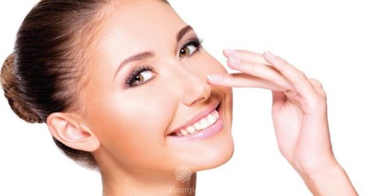 Rinoplastia, a cirurgia plástica do nariz