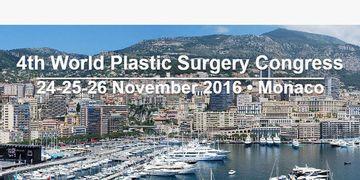 Cirurgia.net no 4º Congresso Mundial de Cirurgia Plástica em Mônaco