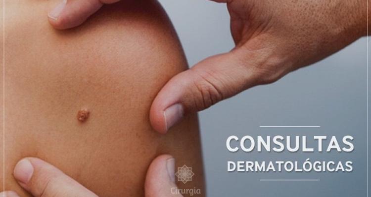 7 motivos para consultar um dermatologista