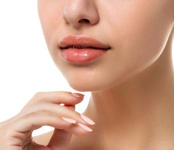 Aumento de lábios com gordura