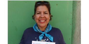 Ganhadora do sorteio de março: AnaHernandez9