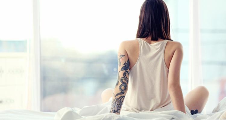 Tatuagens para dissimular cicatrizes, estrias e cirurgias