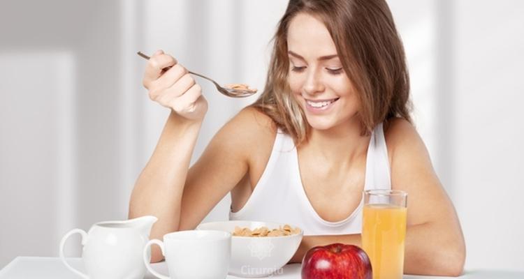 Quais alimentos ajudam na recuperação de uma cirurgia?