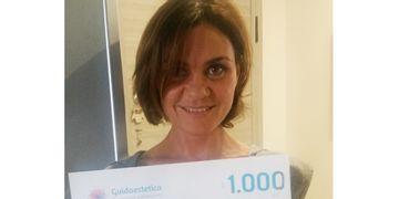 Ganhadora do sorteio de junho: Daniela1072