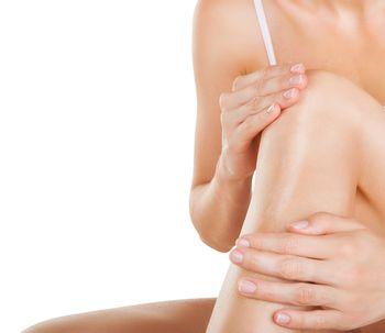 Tratamentos para o rejuvenescimento de joelhos e cotovelos