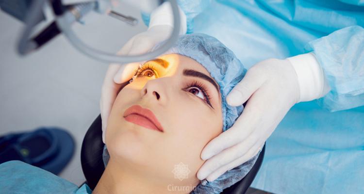Microcirurgia ocular: técnicas e problemas que trata