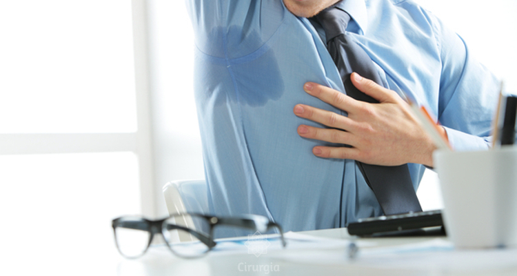 Tratamento suor-off: a solução para a hiperidrose