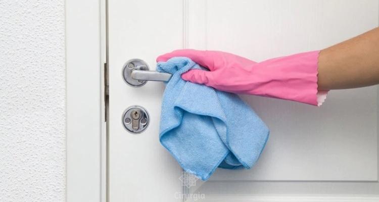 Coronavírus: Fazendo as coisas certas para um lar limpo