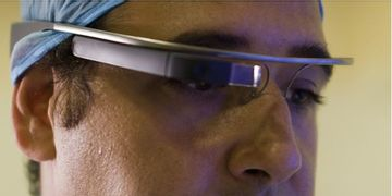 O uso do Google Glass nas cirurgias