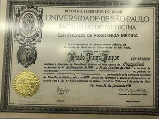 Residencia Médica - USP