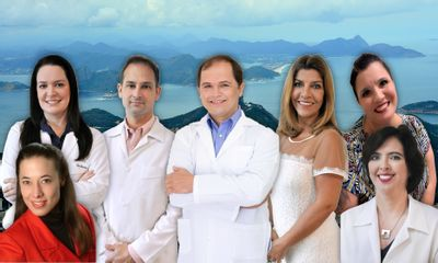 equipe Dr. Marcos Gobbo