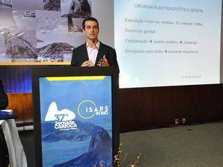 Congresso da Sociedade Internacional de Cirurgia Plastica (ISAPS)