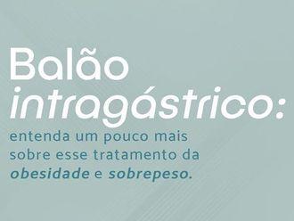 Balão intragástrico-627060