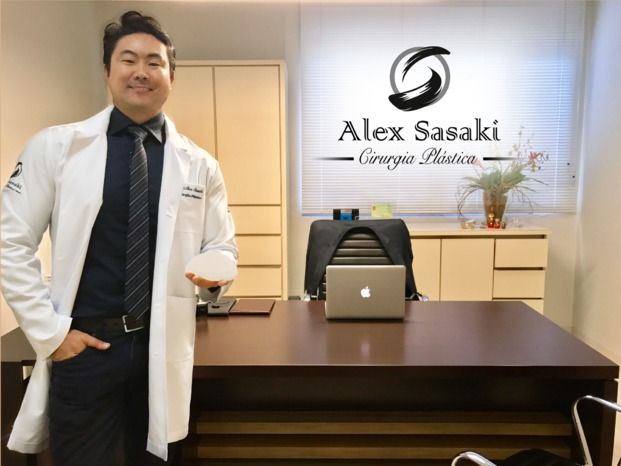 Dr. Alex Sasaki Cirurgia Plástica