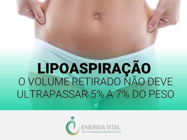 Energia Vital - Núcleo de Saúde & Cirurgia Plástica ®