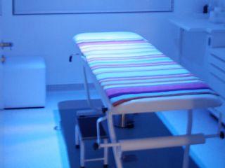 Sala de Drenagem linfática