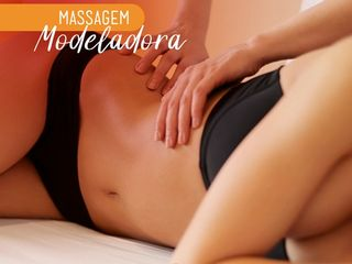 Massagem Redutora de Medidas