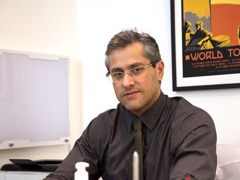 Dr. Cássio Jerônimo Machado de Barros