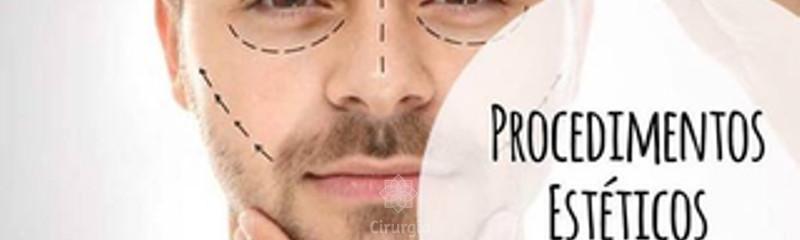 Prodecimentos estéticos em homens