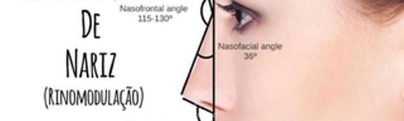 Preenchimento de nariz