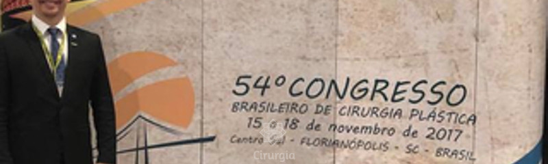Congresso brasileiro de cirurgia plastica