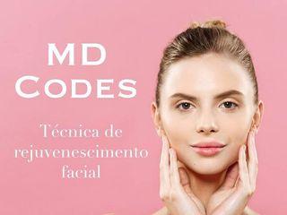 MD Codes - Técnica de rejuvenescimento facial