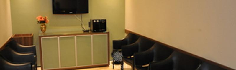 Nossa sala de espera!
