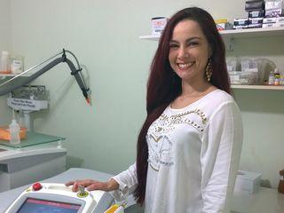 Tratamento a laser contra melasma e retirada de tatuagens