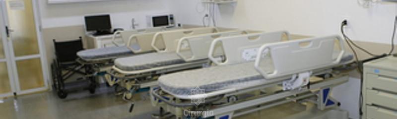 Sala de recuperação pós anestesica