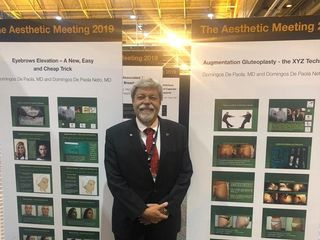 Doutor na ASAPS Meeting 2019
