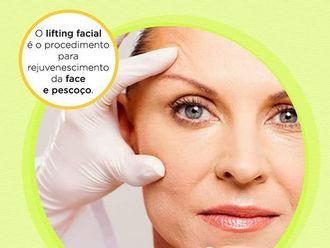 Lifting facial - 629438