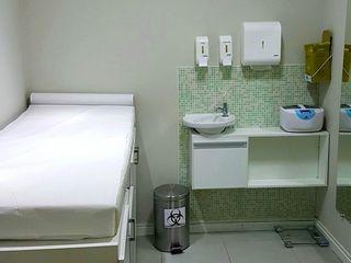 Sala de Curativos e Drenagem linfática