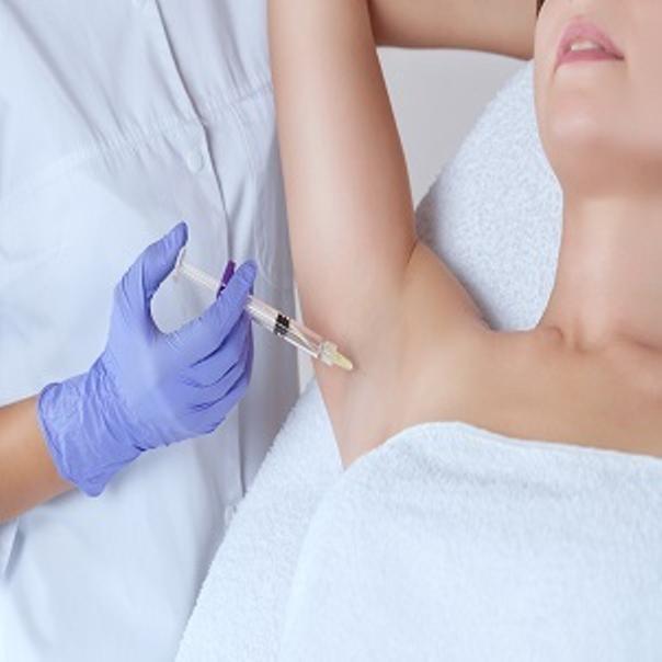 tratamento para hiperidrose