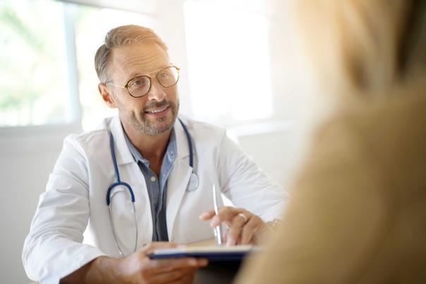 Médicos de ginecomastia