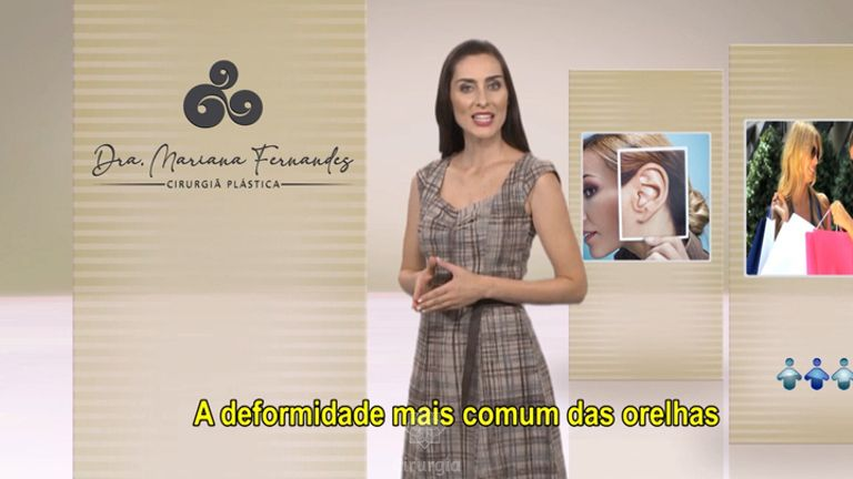 Otoplastia - Dra. Mariana Fernandes