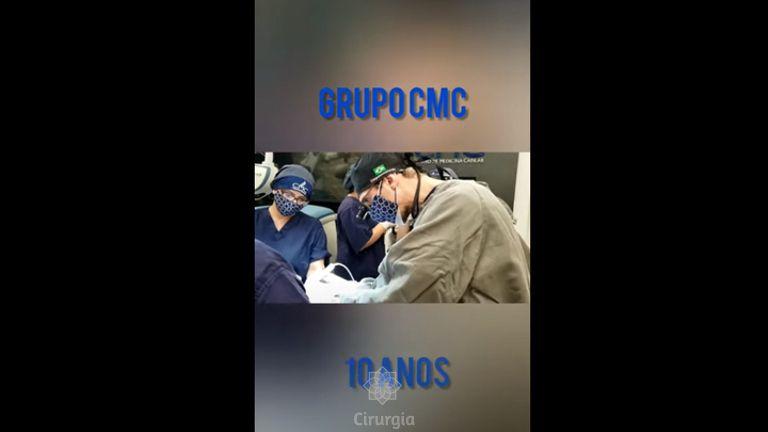 Implante Capilar Grau 6