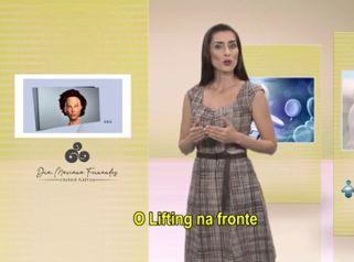Lifting frontal - Dra. Mariana Fernandes