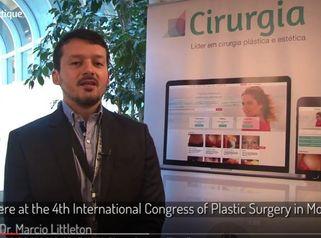 Entrevista - Dr. Marcio Littleton - Congresso de Monaco