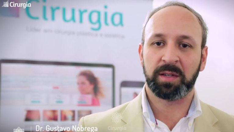 Entrevista Dr. Gustavo Nobrega - 35ª Jornada Carioca de Cirurgia Plástica