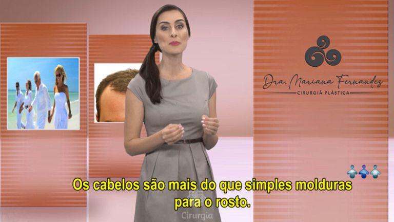 Cirurgia capilar - Dra. Mariana Fernandes