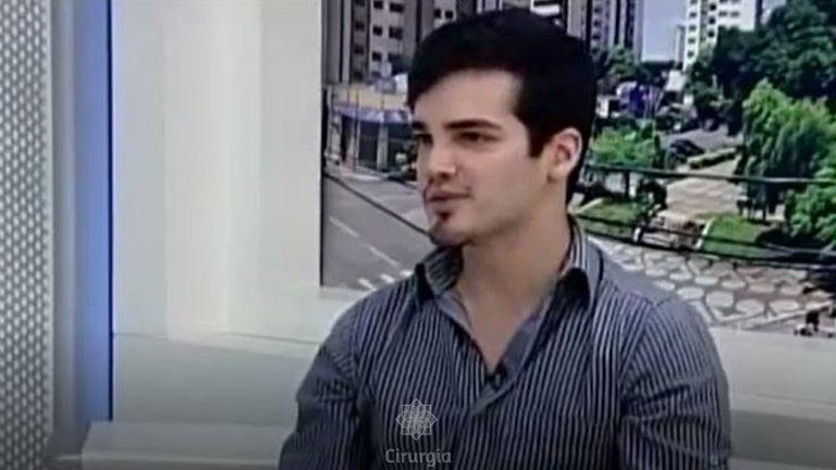MGTV 1ª Edição - Dr. Fábio Gontijo