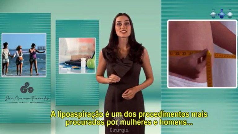 Lipoaspiração - Dra. Mariana Fernandes