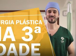 Cirurgia plástica na 3ª idade