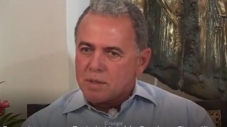Entrevista com o Dr. Luiz Haroldo Pereira - Cirurgião