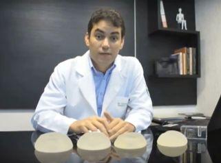Dr. Elizeu Lavor fala sobre a colocação de prótese de mama