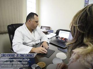 Entrevista com o Dr. Tomaz Lomonaco