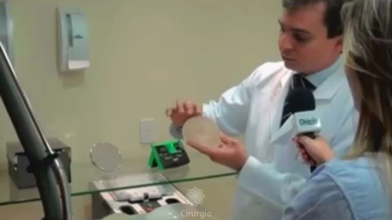 Tipos de Prótese de Silicone para Implante nos Seios e Glúteos