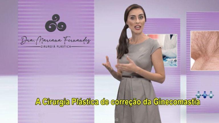 Ginecomastia - Dra. Mariana Fernandes