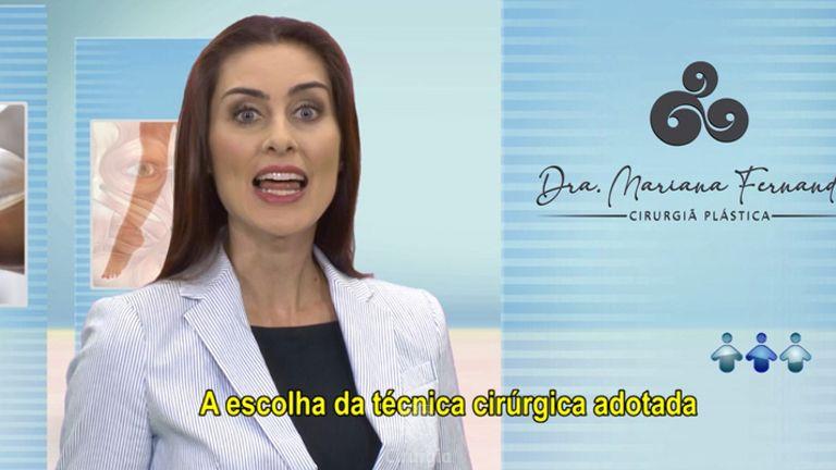 Redução de mama - Dra. Mariana Fernandes